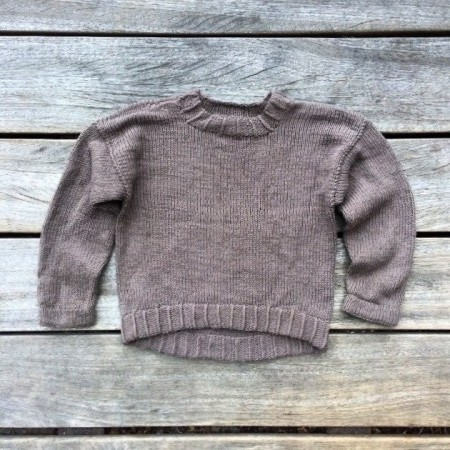 Viggobluse - Knitting for Olive