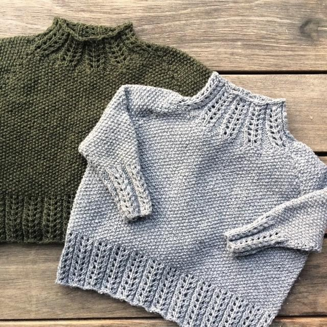 NUUKSSWEATER - KNITTING FOR OLIVE