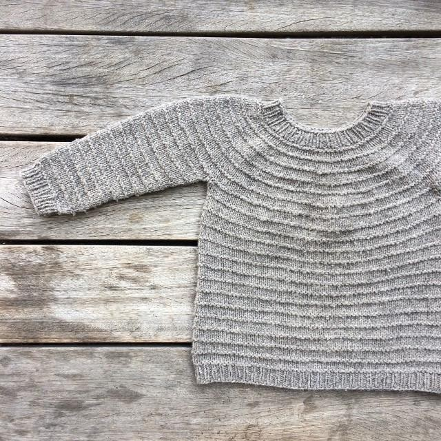 RILLESWEATER - KNITTING FOR OLIVE